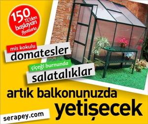 Serapey Bahçe, Hobi ve Mini Seraları